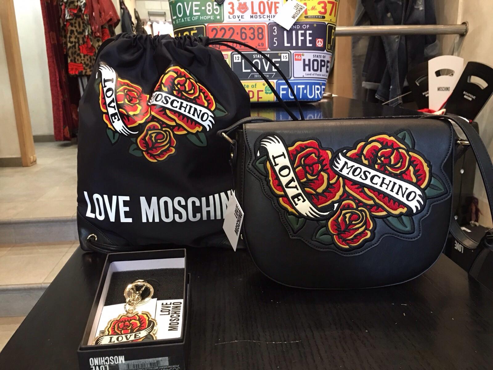 Borse Love Moschino – Alessia Vanni